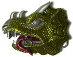 DRAGON BELT BUCKLES